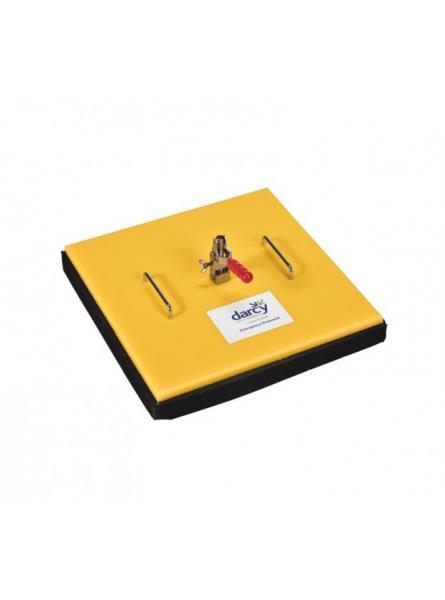 50cm x 50cm Drainseal - Mechanical Drain Blocker