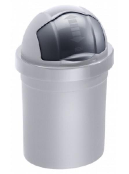 10 Ltr Roll Top Bob Grey