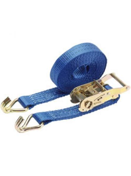 1000kg Ratchet Tie Down Strap (6m x 35mm)