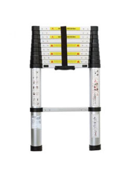11 Rung Aluminium Telescopic Ladder to EN131