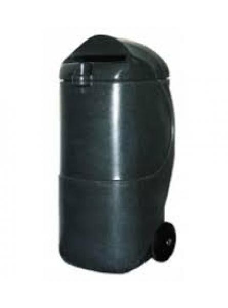110ltr Deluxe Wheeled Bins, Mill Stone