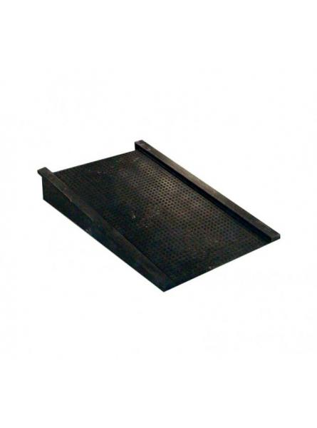 2 Drum Poly Sump Flooring Ramp