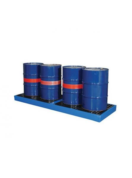 4 Drum Poly Sump Flooring (straight)