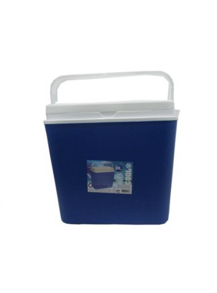 Milton Blue Super Chill Chiller Box 24Ltrs