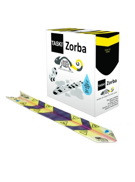 Zorba Maintenance Absorbent Strips