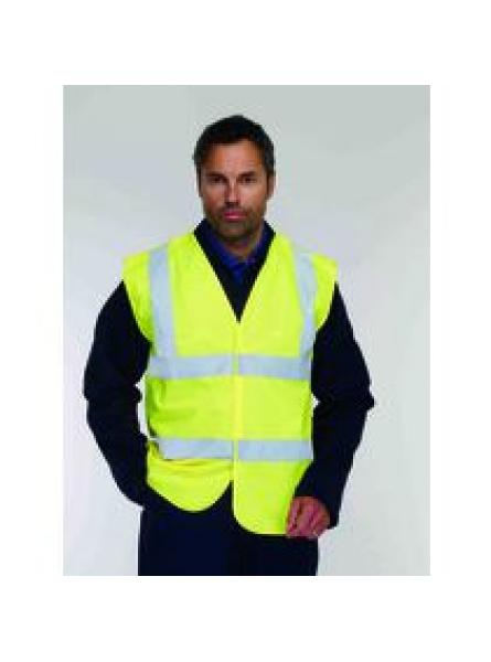 Keep Safe EN 471 High Visibility Anti-Entanglement Waistcoat