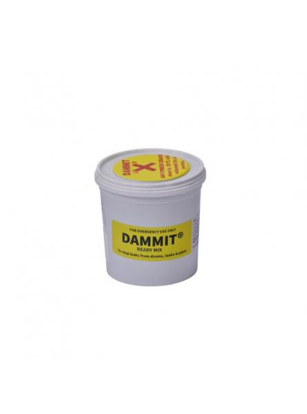 800g Dammit® Clay Plugging Steel Drum Plug