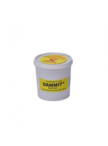 1kg Dammit® Clay Plugging Steel Drum Plug