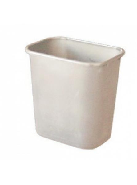 Waste Baskets 14.5L - 42.7L, Beige