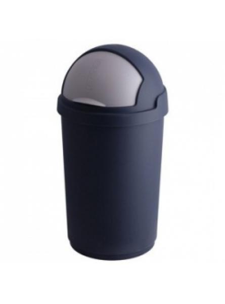 50 Litre roll flap plastic bin 740 x 390mm