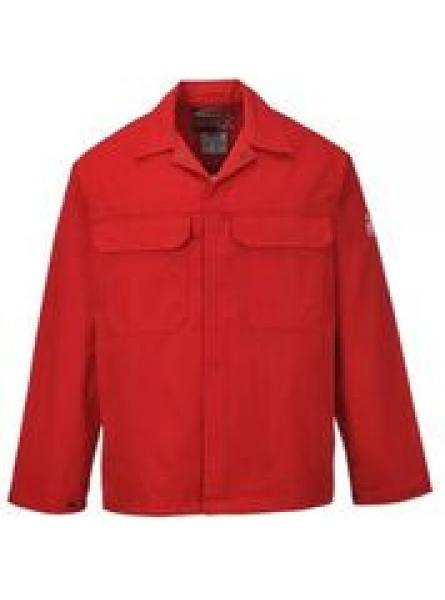 Bizweld Jacket Red
