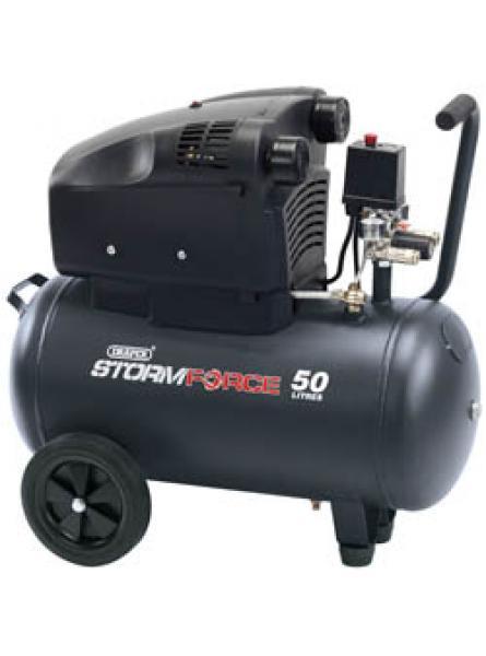 50L 230V 2.4hp (1.8kW) Air Compressor