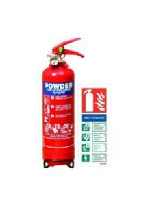 Dry Powder Extinguishers
