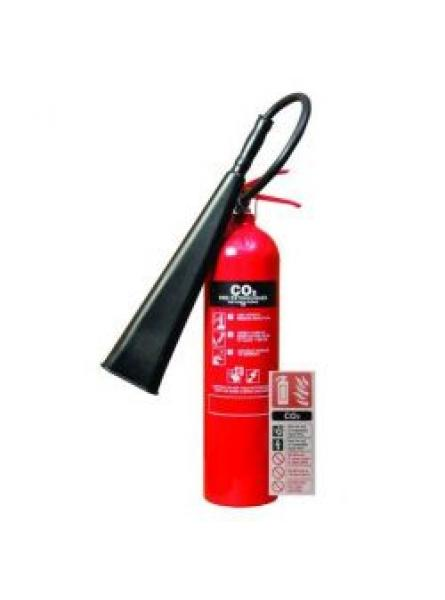 5kg Co2 Fire Extinguisher with High Fire Rating