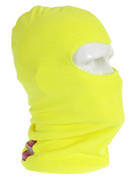 Flame Resistant Anti Static Balaclava Yellow