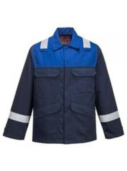 Bizflame Plus Jacket Navy/Royal