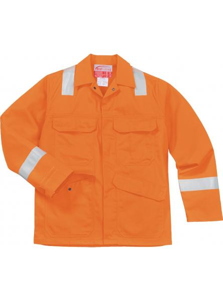 Bizflame Plus Jacket Orange