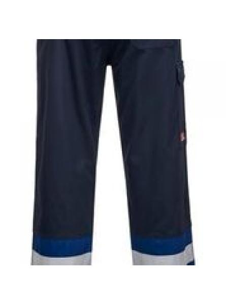 Bizflame Plus Trouser Navy/Royal