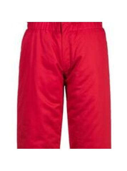 FR Anti Static Winter Salopettes Red