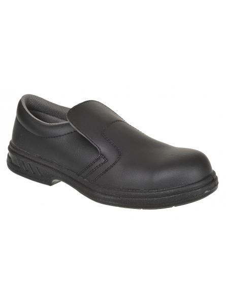 Steelite Slip On Safety Shoe S2 - Black (FW81)