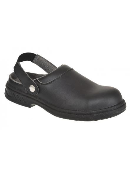 Steelite Safety Clog SB AE WRU > Black
