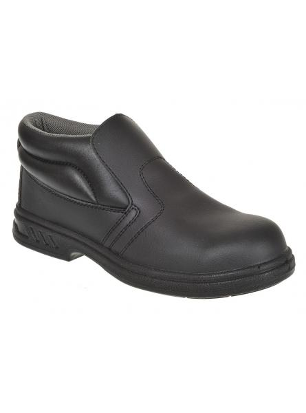 Steelite Slip On Safety Boot S2 - Black
