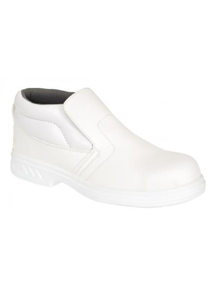 Steelite Slip On Safety Boot S2 - White