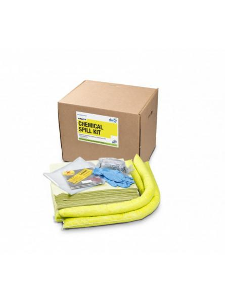 Economy Chemical Spill Kit 65