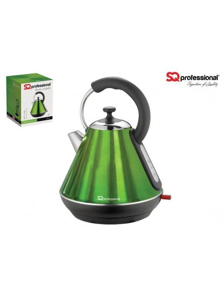 SQPro Dainty Electric Cordless Kettle Fast Boil 1.8L 2200W – Green