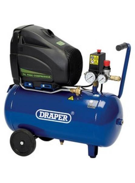24L 110V 1.5hp (1.1kW) Oil-Free Air Compressors