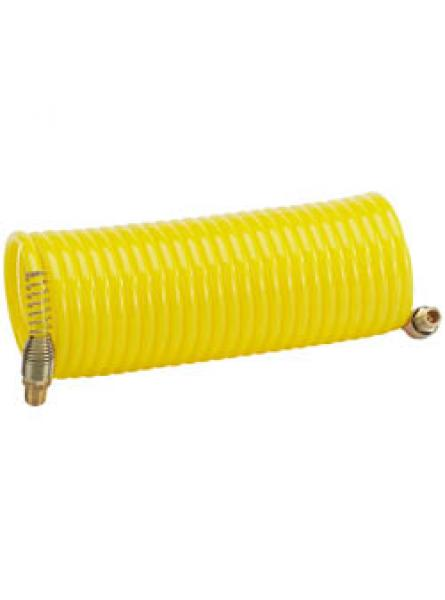 "1/4"" BSP x 7.6M Nylon Recoil Air Hose"