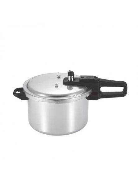 Aluminium Pressure Cooker - Silver (5l)