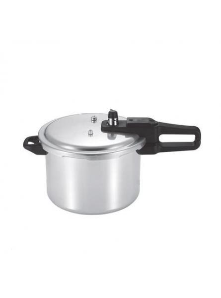 Aluminium Pressure Cooker - Silver (7l)