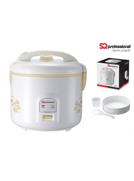SQPRO Delux Rice Cooker 1.8L