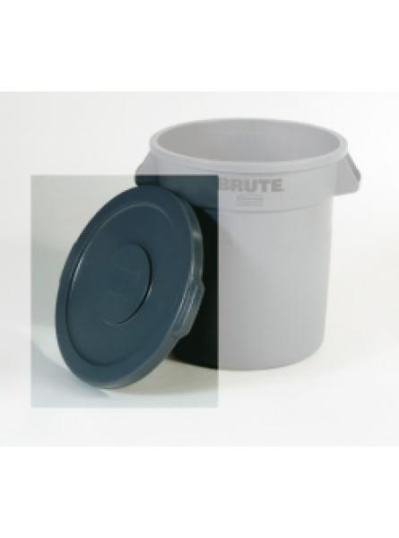 Lids To Fit Round Container Capacity 75.7-Grey