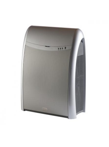 6100 21 Litre Silver & Steel Dehumidifier