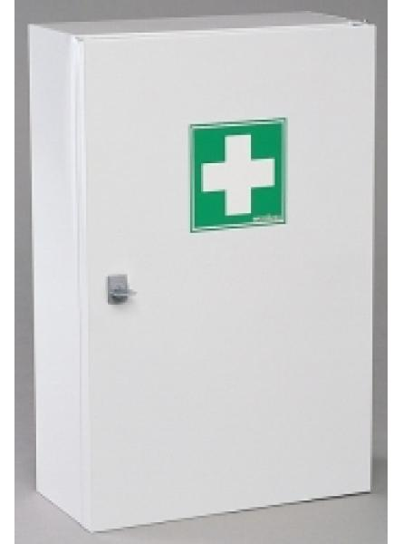 Steel Lockable One Door Medical Cabinet