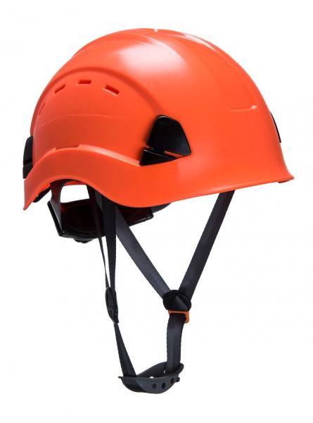 PS63 Height Endurance Vented Helmet - Orange
