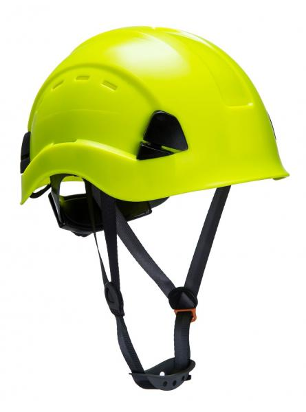 PS63 Height Endurance Vented Helmet - Yellow