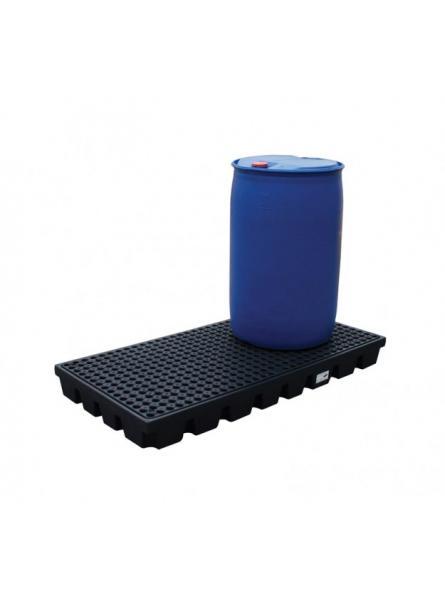 2 Drum Poly Sump Flooring