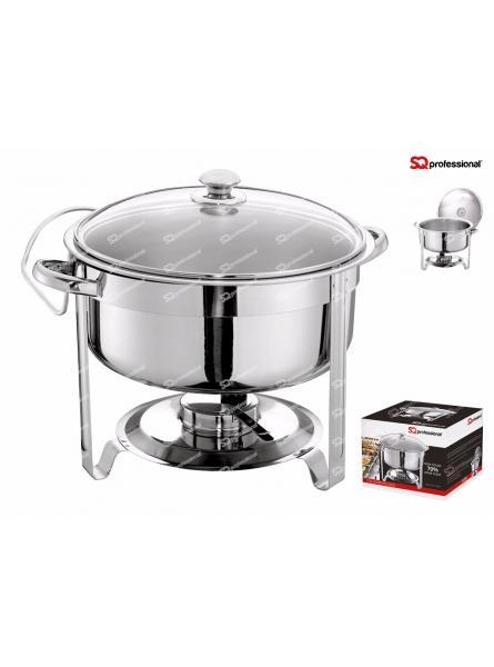 ROUND CHAFING DISH 7.5L