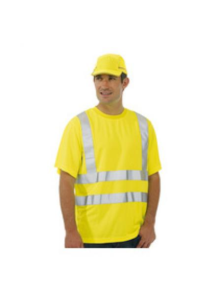 Keep Safe EN 471 High Visibility T-Shirt