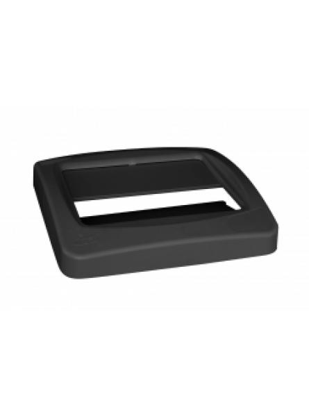Push Flap Lid for SQB87 Black