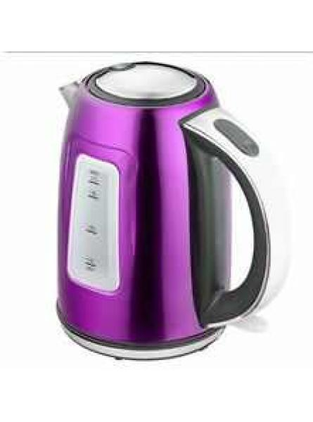 SQPro Professional Senza Electric Cordless Kettle Fast Boil 1.7L 2200W. AMETHYST (IKP4684)