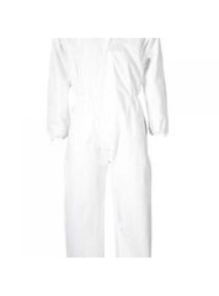 Coverall PP 40g White