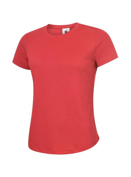 UC316 Ladies Ultra Cool T Shirt