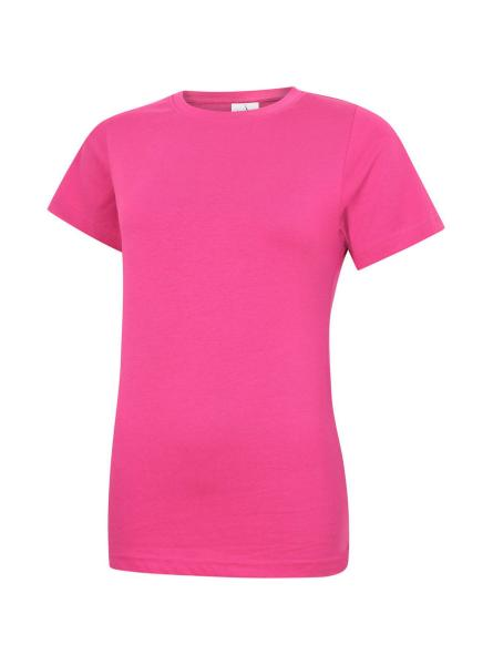 UC318 Ladies Classic Crew Neck T-Shirt