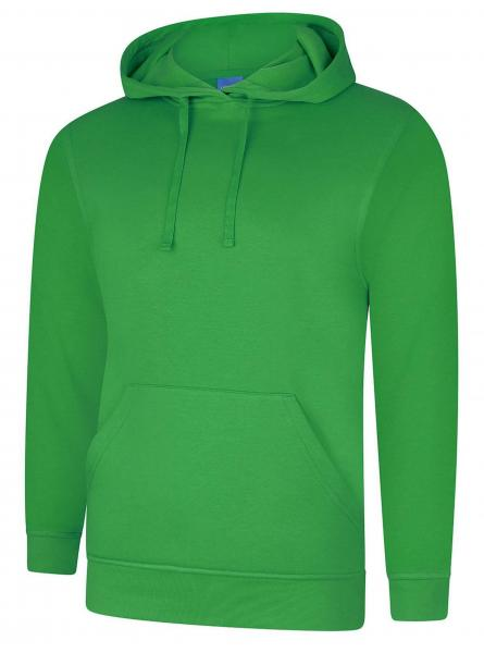 UC509 Deluxe Hooded Sweatshirt