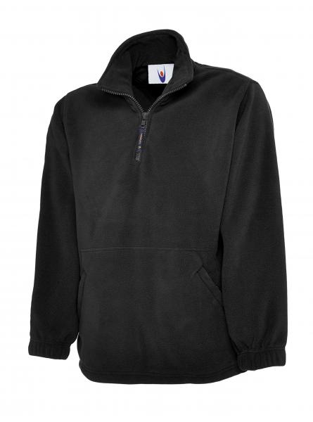 UC602 Premium 1/4 Zip Micro Fleece Jacket