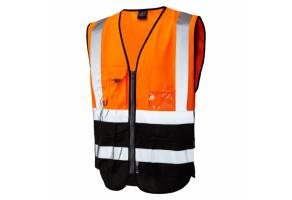 Lynton ISO 20471 Cl 1 Superior Waistcoat
